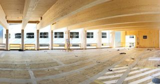 """We are emerging as leaders and experts of Mass Timber Installations on large scale construction projects in Australasia and Europe.   We have been at the forefront of the Mass Timber Movement since  it began to revolutionise the construction industry in Australia, forging valuable relationships and collaborating with  major Australian, New Zealand and European industry experts.  We are currently working on the world's largest timber building in Singapore, and it's not by fluke.   We have the utmost confidence when undertaking larger and more complex projects and there is no challenge we will dismiss.  With conviction we assert – """"WE'VE GOT THIS!"""" . . . . . . . . . #savcon #savcondelivers #carpentry #building #construction #masstimberconstruction #timber #wood #craft #specialist #sustainable #environmentallyfriendly #biophilia #natural #living #breathing #architecture #decorate #interiors #exteriors #buildingfacades #workwell #livewell #growth #expansion #mtc #glulam #techlam #leaders"""