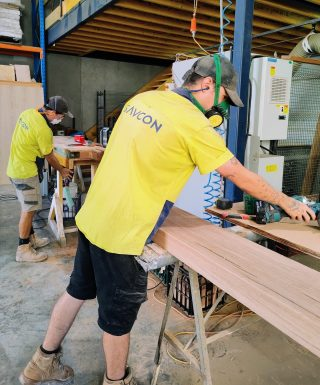 From concept to completion. From raw to finished. These beautiful, solid timbers are made on-site at Savcon and are now ready to be assembled in situ in the nation's capital.  Pics of the finished pergola will be shared with you in due course. Stay tuned! . . . . . . . . #savcon #savcondelivers #carpentry #building #construction #masstimberconstruction #timber #wood #craft #specialist #sustainable #environmentallyfriendly #biophilia #natural #living #breathing #architecture #decorate #interiors #exteriors #buildingfacades #workwell #livewell #growth #expansion #team #onsite #mtc #met #massengineeredtimber